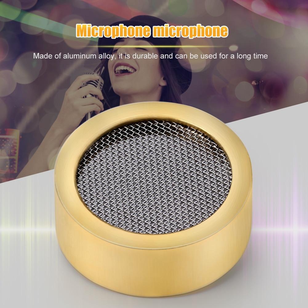 25mm Microphone Diaphragm Cartridge Core Capsule Large for Studio Record Condenser Mic