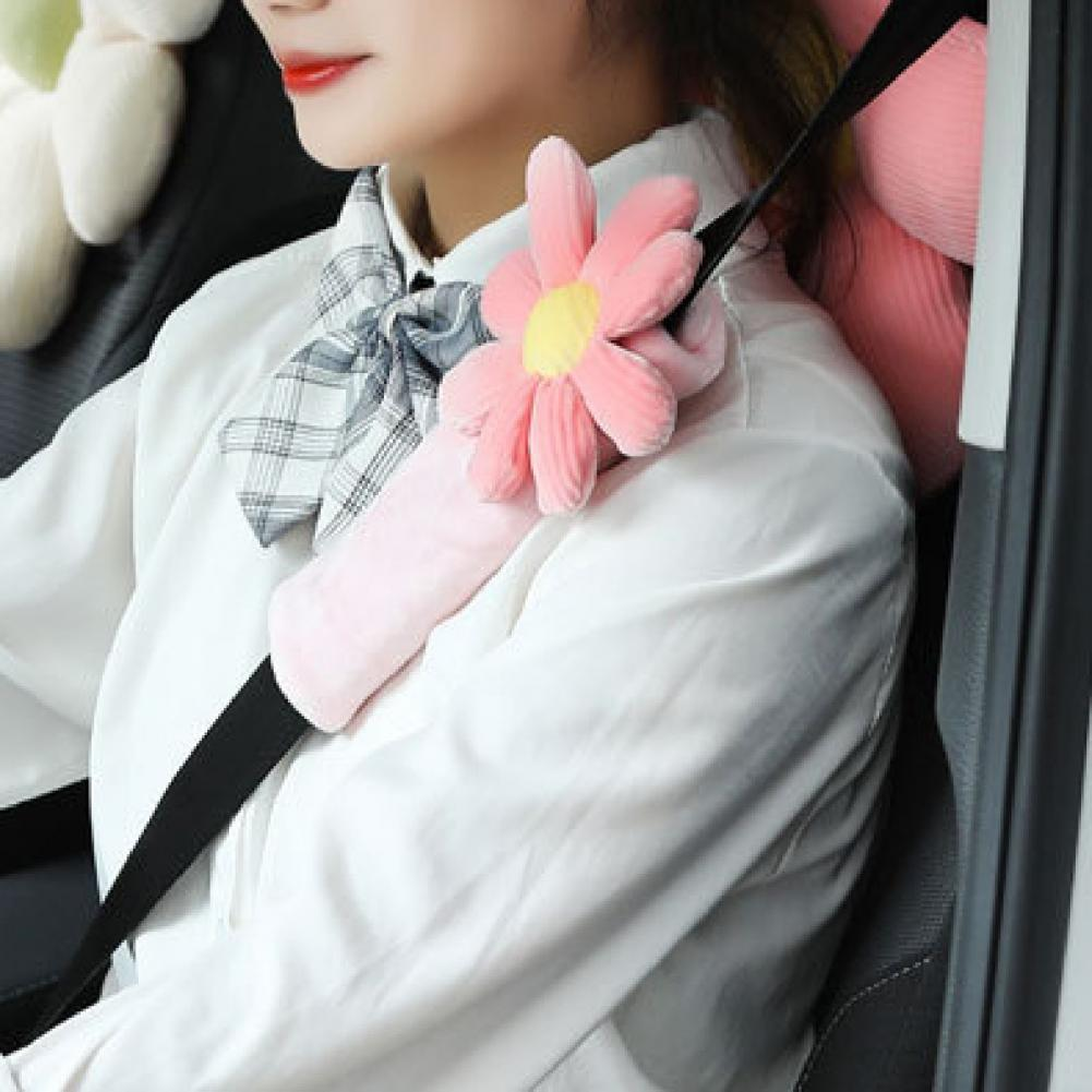 Seat Belt Cover Anti-dust Cozy Car Accessories for