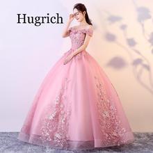 2020 rouge robes De Quinceanera hors De lépaule Appliques perles robes De Gala Largos robe bouffante mascarade robes De bal