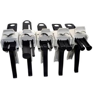 50ml/75ml 1:1/2:1/10:1/1:10 Two Part Adhesive Gun Manual Dispenser Guns Dispensing Gun Cartridge Applicator for Epoxy Acrylic