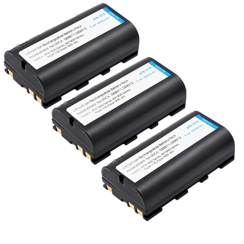 Фото - Литий-ионный аккумулятор для ATX1200 серии RX1200 series Piper 7,4 Piper 2600 GPS1200 GRX1200 TC1200, 100 в, 200 мАч wanted piper