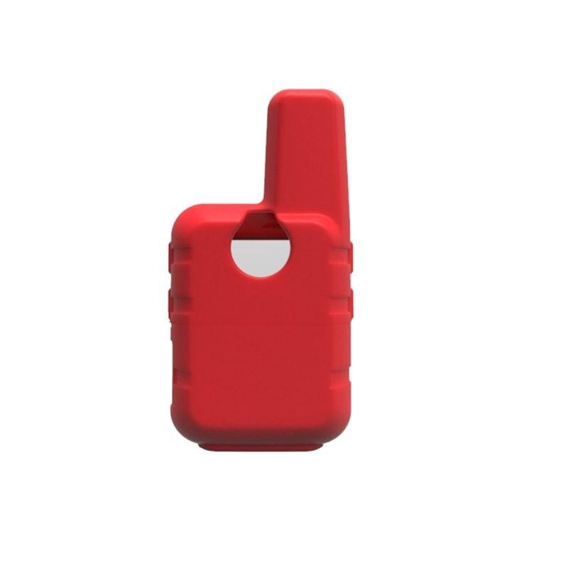 Dustproof silicone caso protetor de capa protetora para garmin inreach mini kit