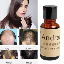 20ml Herbal Keratin Fast Hair Growth Oil Andrea Hair Growth Serum Oil   Alopecia Loss Liquid Ginger