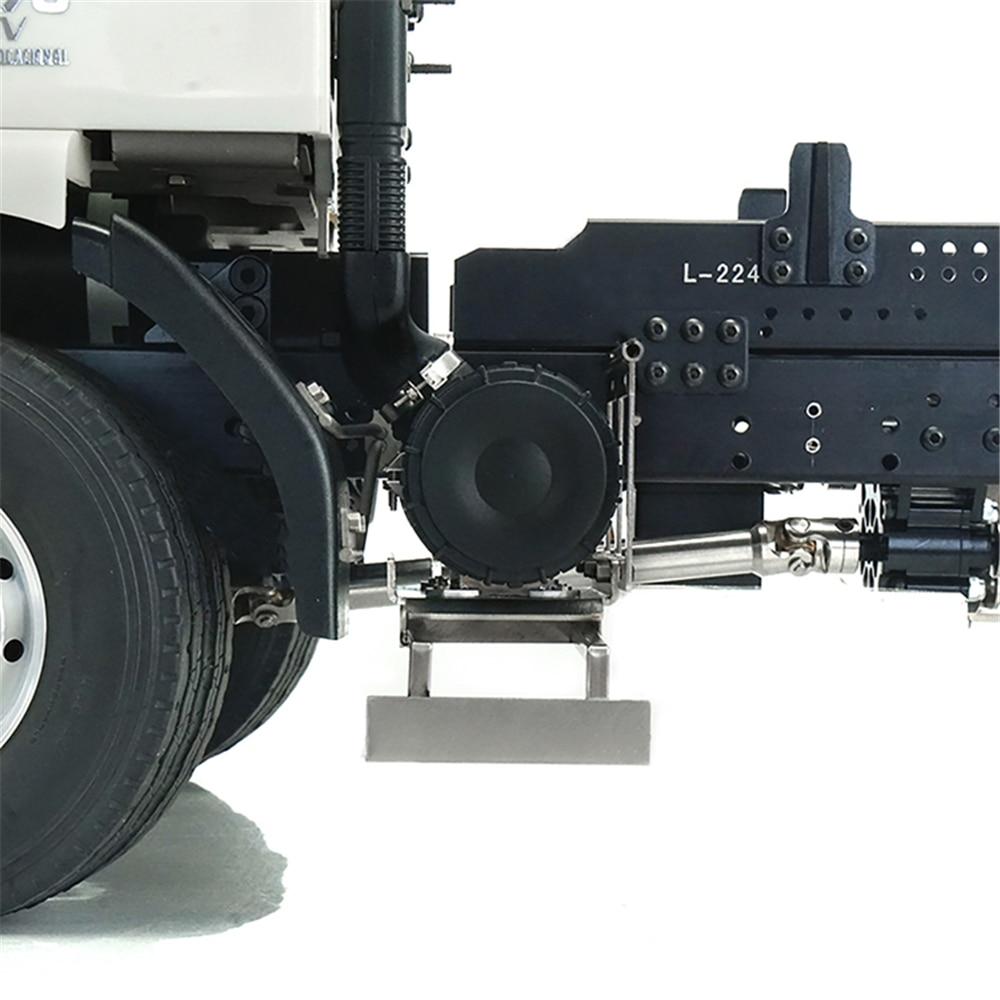 Air Filter G-6264 Simulation Model Upgrade Parts for 1/14 Tamiya Tractor Volvo VM DIY Model LESU enlarge