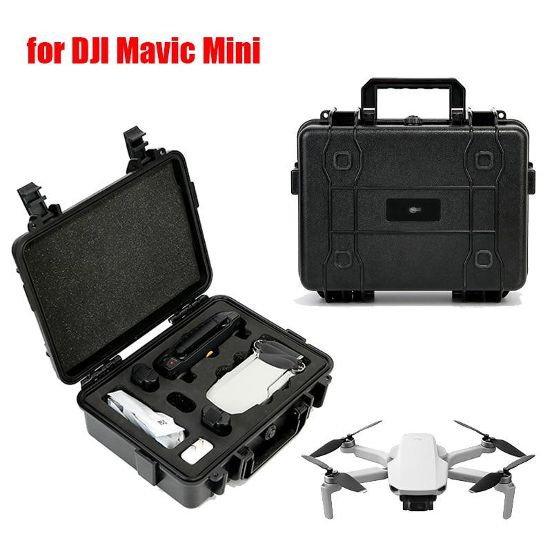 New Drone Box for DJI Mavic Mini Portable Travel Carrying Case Shockproof Handbag for Mavic Mini Drone Remote Controller Battery enlarge