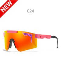 2021 Pit Viper New Sports Sunglasses Men Polarized TR90 Material UVA/UVB Lens Sun Glasses Women Original Case