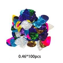 Celluloid Plectrums 0.46/ 0.71/ 0.96Mm Gitaar Pick