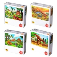 100 pcs jigsaw puzzle for kids learning educational puzzles toys for toddler 03kd