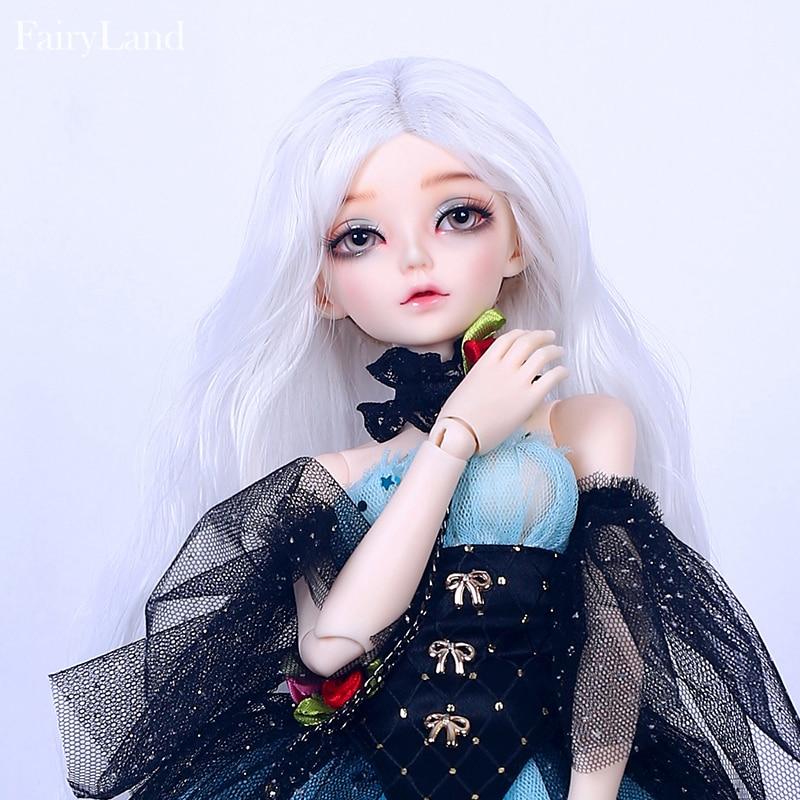 Fairyland Fairyline Ria 1/4 bjd sd muñecas modelo niñas niños ojos alta calidad juguetes tienda resina Minifee