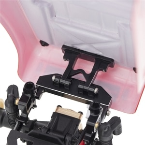 Rear Car Body Shell Mount Support Connect Bracket for 1/24 Axial SCX24 90081 54DF