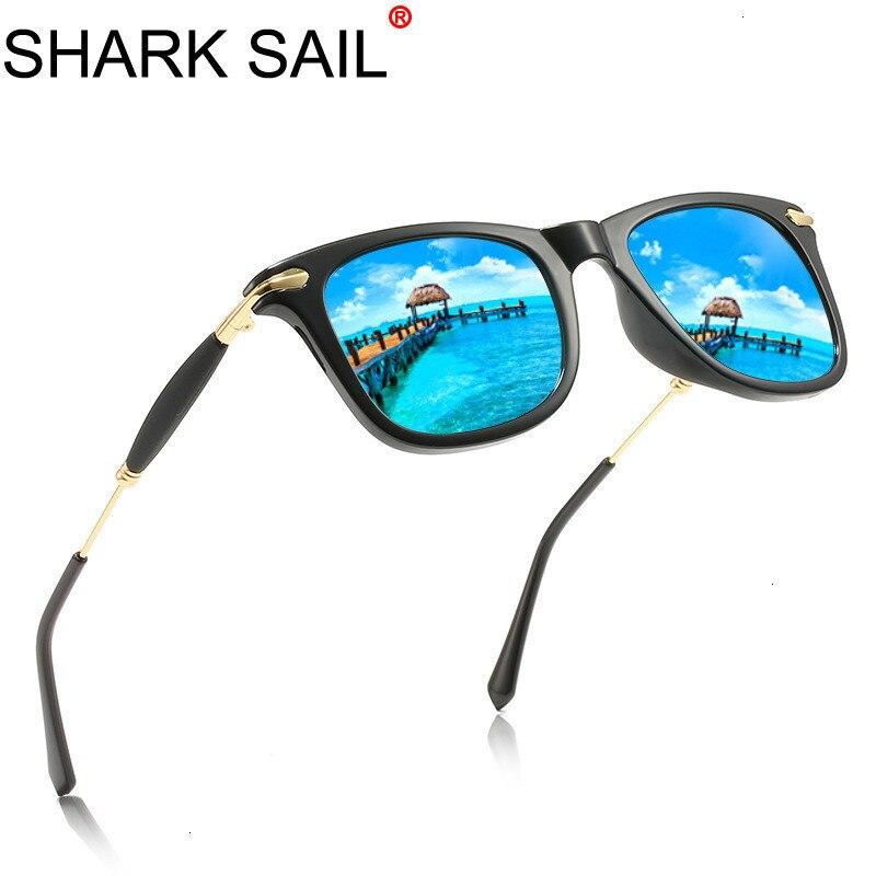 Gafas de sol polarizadas para mujer con diseño de marca Retro clásico para hombre gafas de sol para conducir
