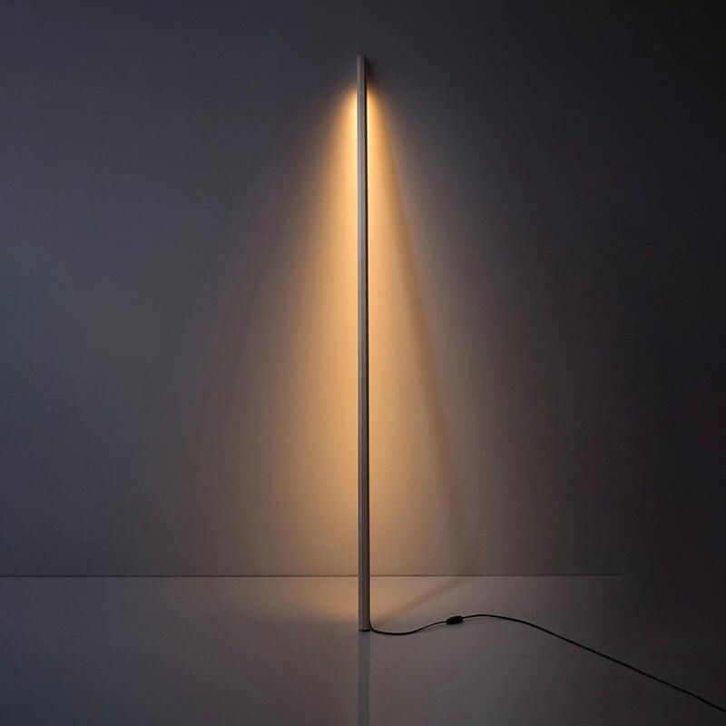 نوديك الحديثة بسيطة لمبة أرضية ليد الإبداعية الجوز الزاوية مصابيح غرفة المعيشة غرفة نوم السرير الدائمة ضوء لمطعم ديكور