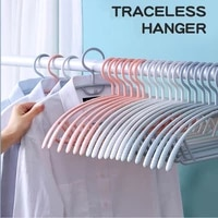 non slip non marking hangers closet organizer clothing rack household adult plastic hangers for clothes