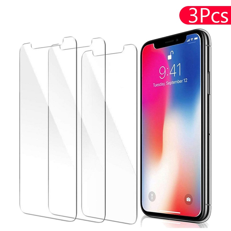 3pcs-protective-glass-for-iphone-x-xr-xs-max-10-screen-protectors-on-aifone-x-r-film-aiphone-xsmax-glas-iphonex-s-pelicula-armor