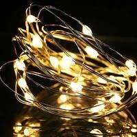 bottle string fairy light 10 led party light for christmas wedding valentine decor