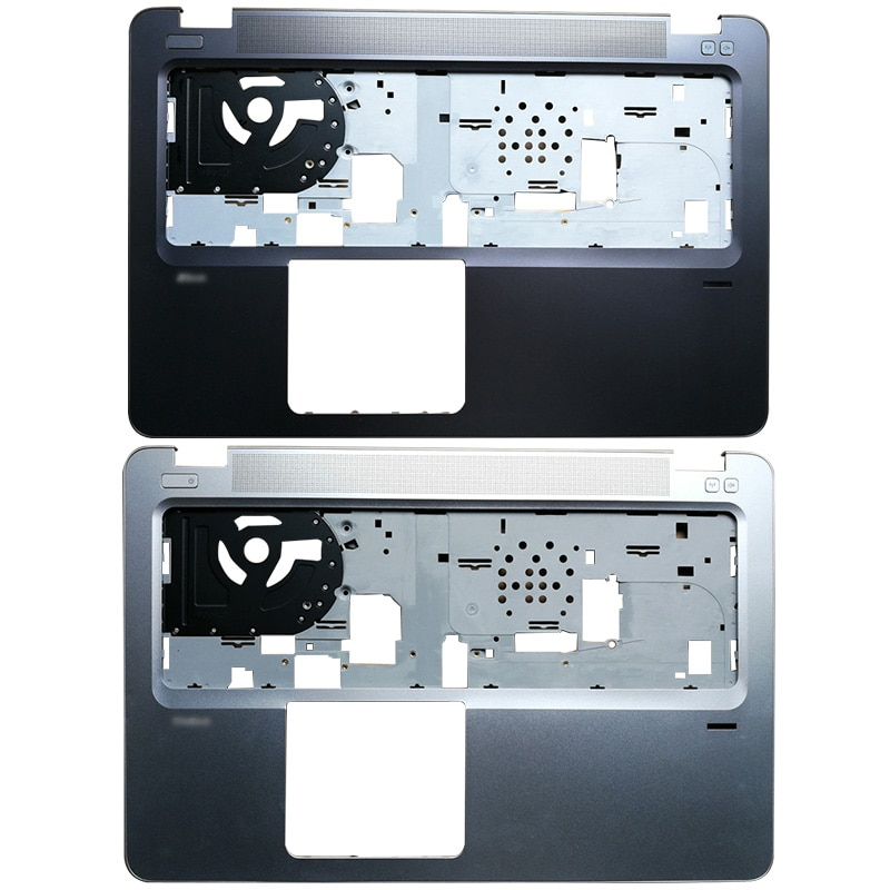 For HP ZBook 15U G3 821155-001 6070B0948301 Laptop Palmrest Upper Case Keyboard Bezel Silver Gray