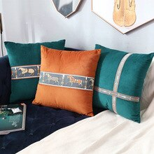 Oreiller moderne et léger pour lit canapé   Luxueux coussin, pour taille, lit, canapé, ornement de lit,