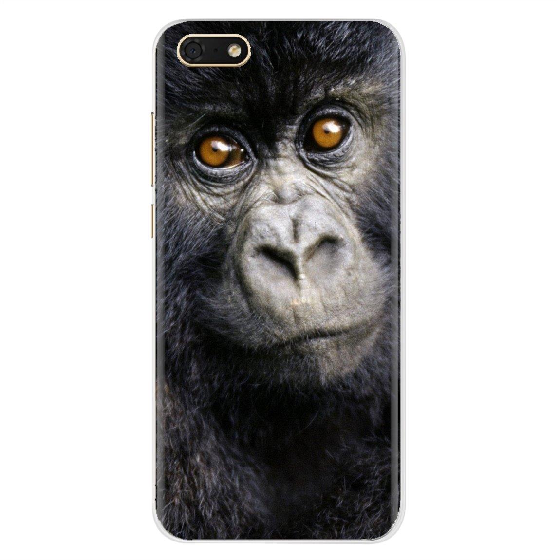 Personalizado caja del teléfono de silicona gorila enojado para Samsung Galaxy S6 borde S10 Lite Plus Core gran primer alfa J1 mini