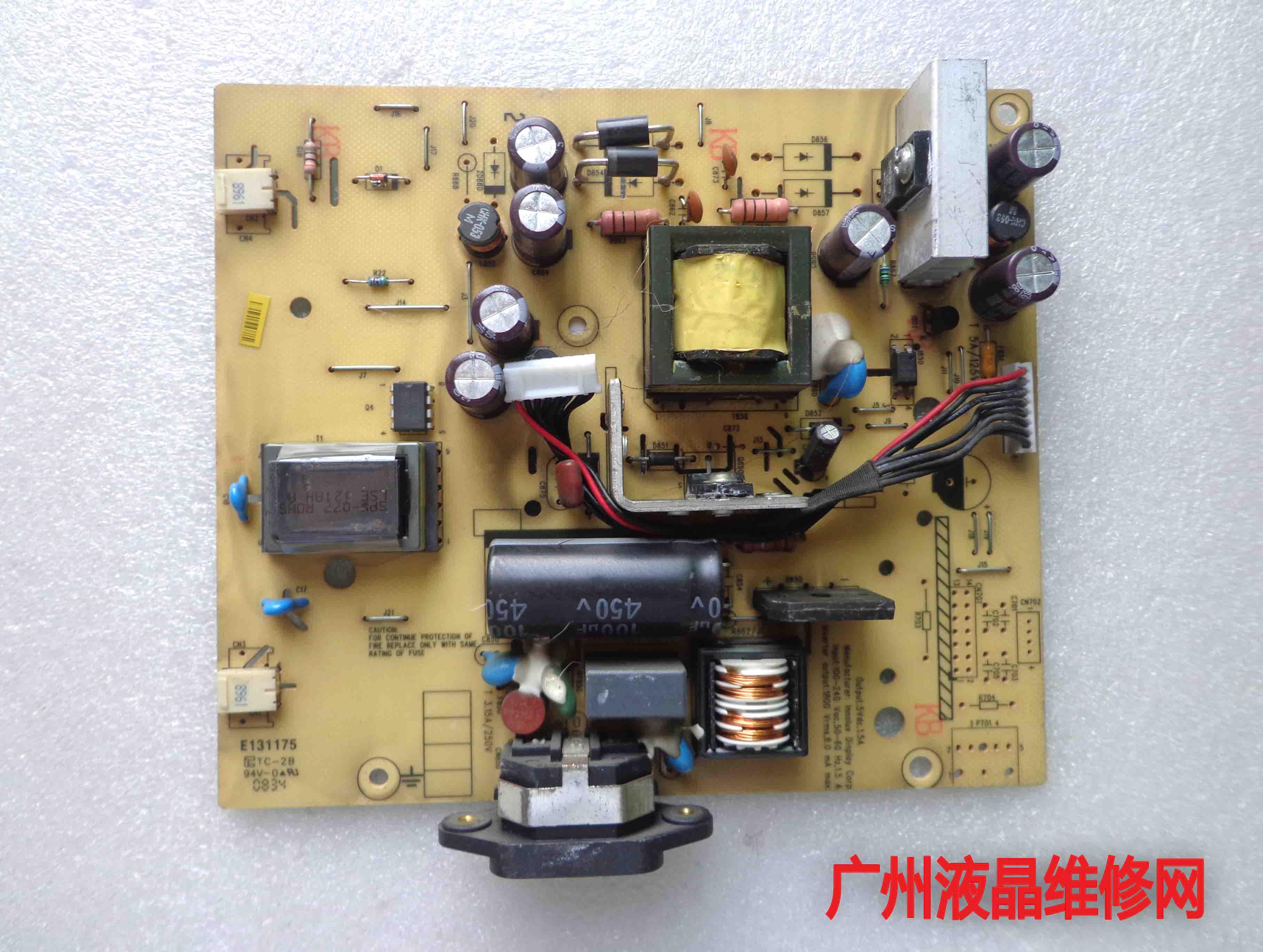ILPI-132 power supply board power supply board L2240PWD association L2240PWD pressure plate