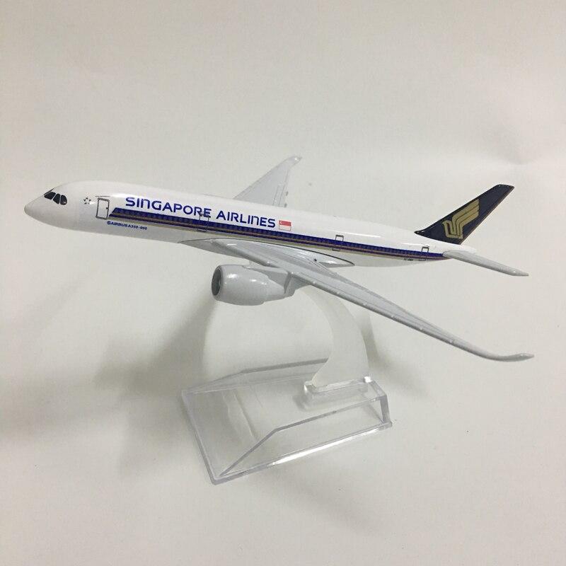 JASON TUTU Singapore Airways Airbus A350 модель самолета литая под давлением металлическая модель самолета 16 см 1:400 модель самолета игрушка в подарок