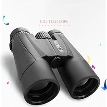 New Binoculars 10X42 High Powerful Telescope HD Magnification BAK4 FMC  Optics For tourism Hunting S
