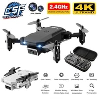 2021 new s66 mini rc drone 4k hd camera wifi fpv pressure altitude maintenance electric helicopter foldable quadcopter toys gift