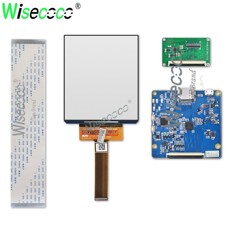 Pantalla OLED IPS de 3,81 pulgadas 1080x1200 Pantalla de 90Hz 3D VR montada en la cabeza con tablero HDMI micro USB a MIPI