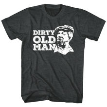 Redd Foxx sale vieil homme hommes t-shirt Fred Sanford Son Vintage Tv comédie haut