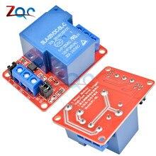 Dc 5V 12V 24V 30A High Power 1-Kanaals Relais Module Met Optocoupler H/L niveau Triger Voor Arduino Mega Avr Pic Dsp Arm