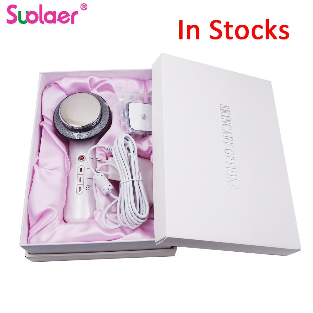 Máquina de ultrasonidos EMS anticelulitis, masajeador adelgazante corporal, quemador de grasa, pérdida de peso, dispositivo de adelgazamiento por infrarrojos