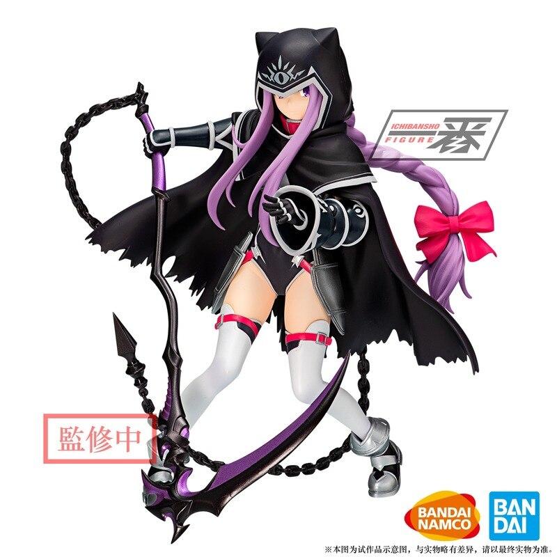 Original Banpresto Ichiban Kuji el destino de la Gran Orden absoluta demoníaca frente FGO Lancer Medusa Anna PVC figuras de acción de juguete