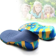 Kids Orthotics Insoles Correction Care Tool for Kid Flat Foot Arch Support Orthopedic Children Insol
