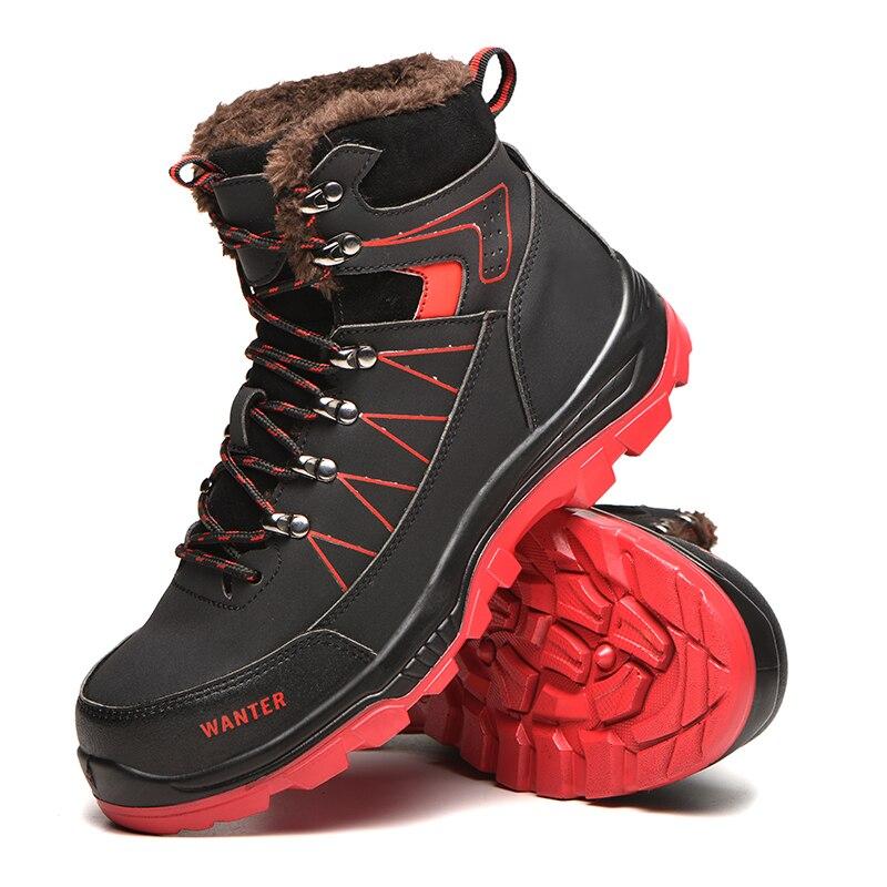 Chaussures de sécurité à bout en acier pour homme, baskets de travail légères et décontractées, résistantes à la perforation, livraison directe, hiver