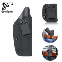 gunflower beretta 92fs concealed carry kydex holster 9mm 4 sw single mag holder iwb case pouch