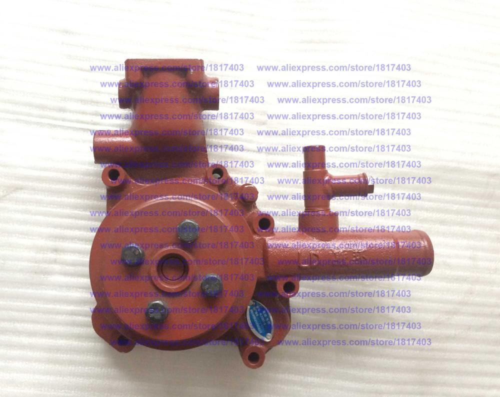 4L22BT-06103 Water Pump, Laidong KAMA diesel engine parts, 4L22BT