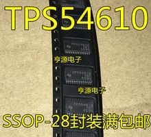 Tps54610 tps54610pwpr ssop-chip do regulador de tensão do interruptor 28 importado de