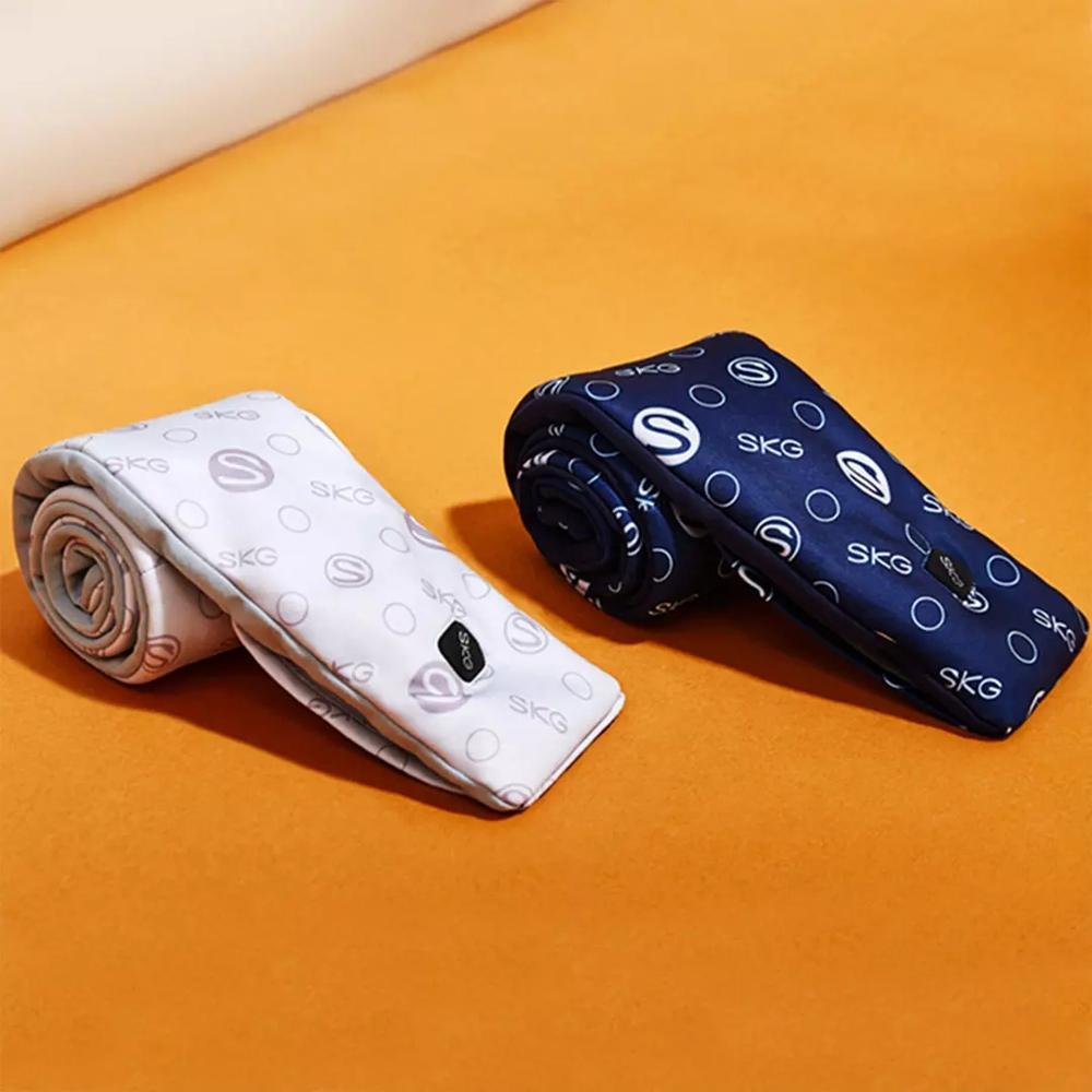 Heated Scarf Scarves Winter Neckerchief Warm Neck Wrap 3 Speed Temperature Rechargeable Washable Scarf From Xiaomi Youpin enlarge