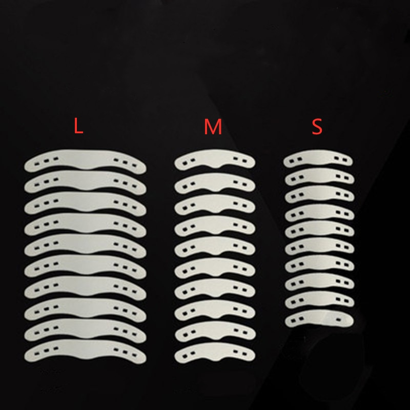 20PCS/Pack Dental Sectional Contoured Matrices Matrix Bands Tofflemire Stuck Dentistry Lab Equipment Dental Tool Instrument