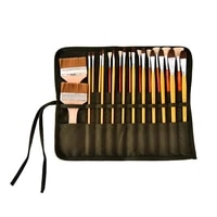 20 slots roll pencil case school pencilcase office penal for girls pen bag large brush stationery organizer pouch kit supplies