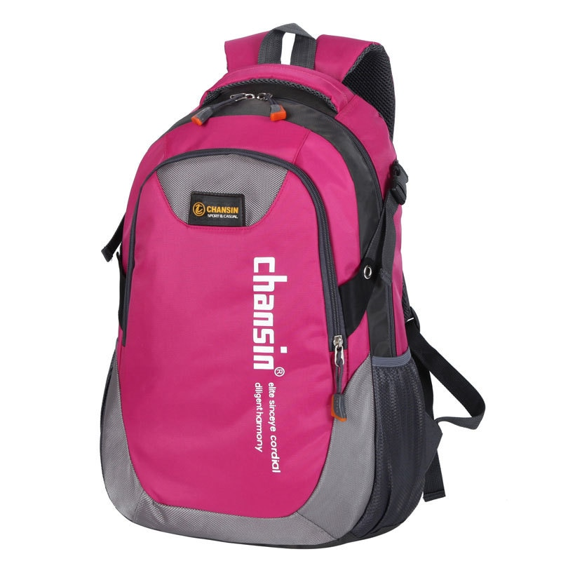 Travel Backpack Mens and Womens Large Capacity Sports Bag Fashion Leisure Middle School Student Schoolbag