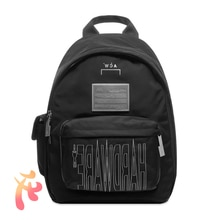 Wall Reflective Cold A-COLD-WALL Backpack High Quality Nylon Casual Men Women Bag ACW High Capacity