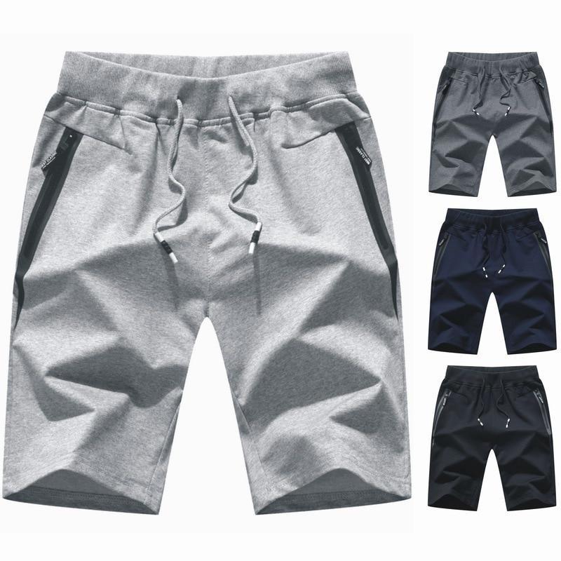 Быстросохнущие пляжные шорты 2021, мужские спортивные брюки, студенческие спортивные Капри, мужские вязаные пляжные брюки, брюки, шорты для б... orlebar brown пляжные брюки и шорты