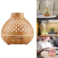 essential oil diffuser cool mist waterless auto shut off remote control4 timer settings 7 color led lights