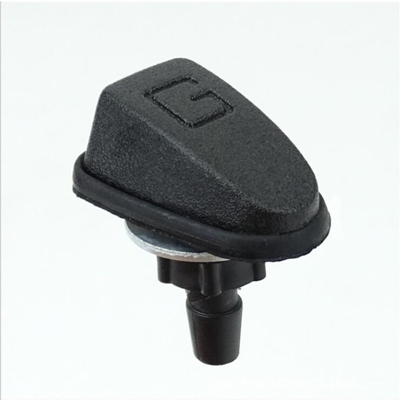 Plastic Car Windshield Wiper Washer Spray Nozzle For skoda superb mercedes w205 honda crv w204 focus mk2 fiat ducato ford kuga