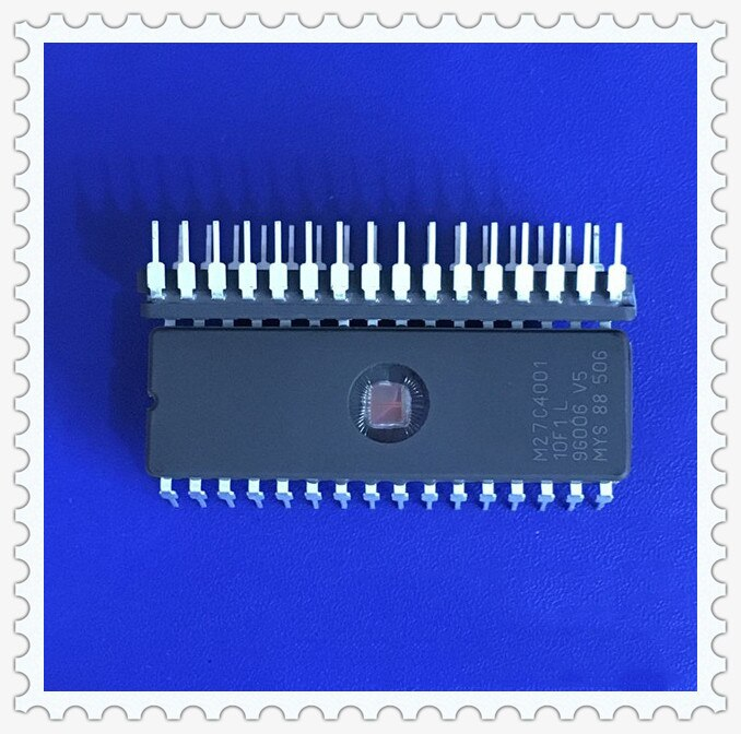 10 unidades/lote, M27C4001-10F1L, M27C4001-10F1 M27C4001, 10F1, CDIP-32, IC, en Stock