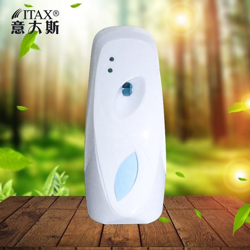 Ambientador automático para Hotel hogar Sensor de luz pulverizador de Perfume Regular máquina dispensador de fragancia difusor X-1120M