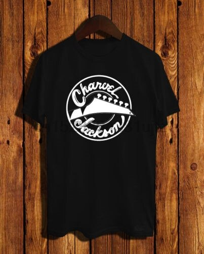 Charvel guitarras jackson camiseta