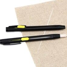 Stylo effaçable en tissu   Crayon de couture, marque en tissu, bricolage, vêtements artisanaux tailleur, accessoires de couture à la craie
