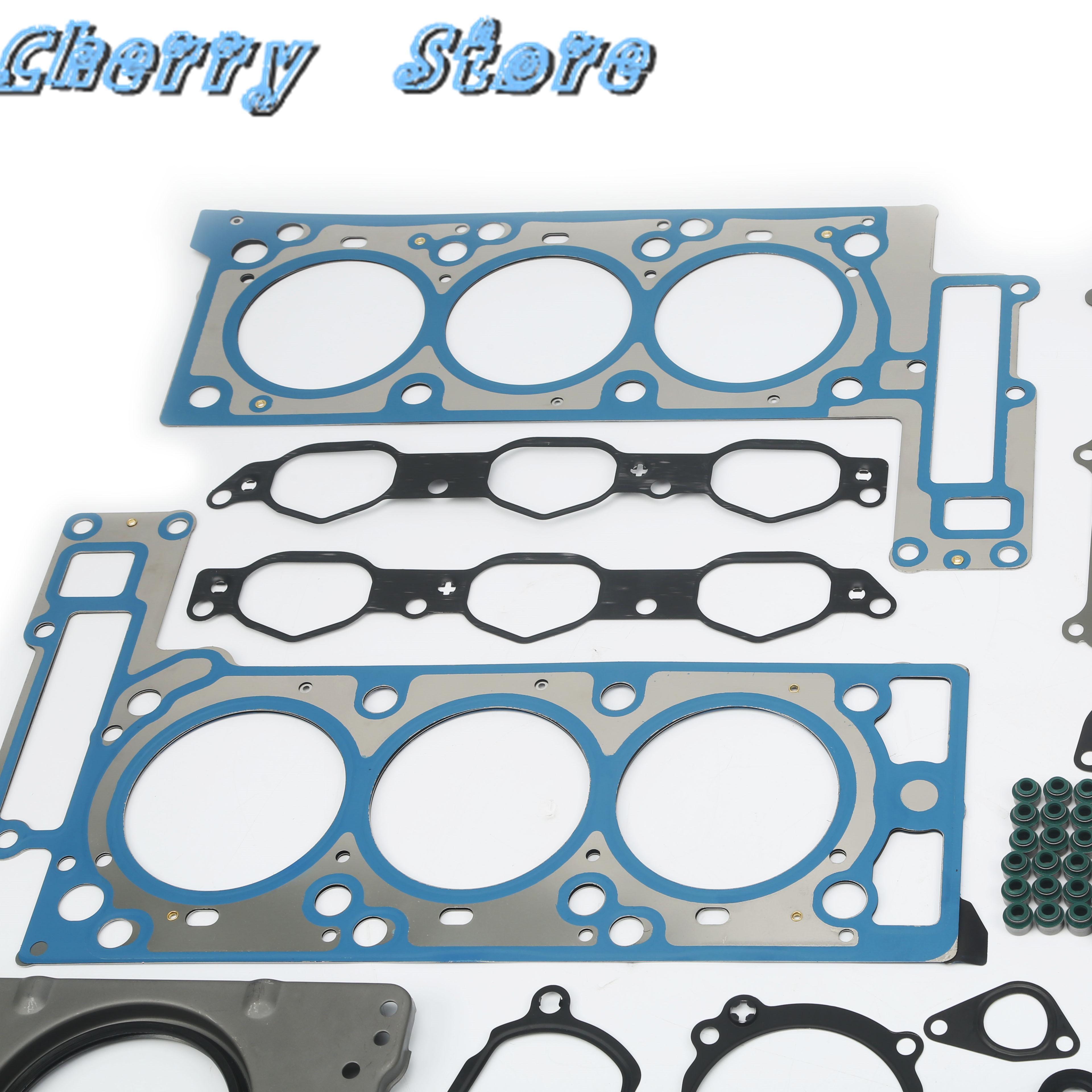 Купить с кэшбэком 272 016 15 20 Multilayer Steel Engine Cylinder Head Gasket Seals For Mercedes-Benz A209 C209 C219 W211 A207 C207 X204 W164 V251