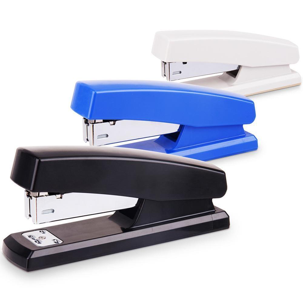 Grapadora giratoria de brazo de metal especial A3/A4 máquina de coser grapadora de papel grapadora de oficina encuadernación